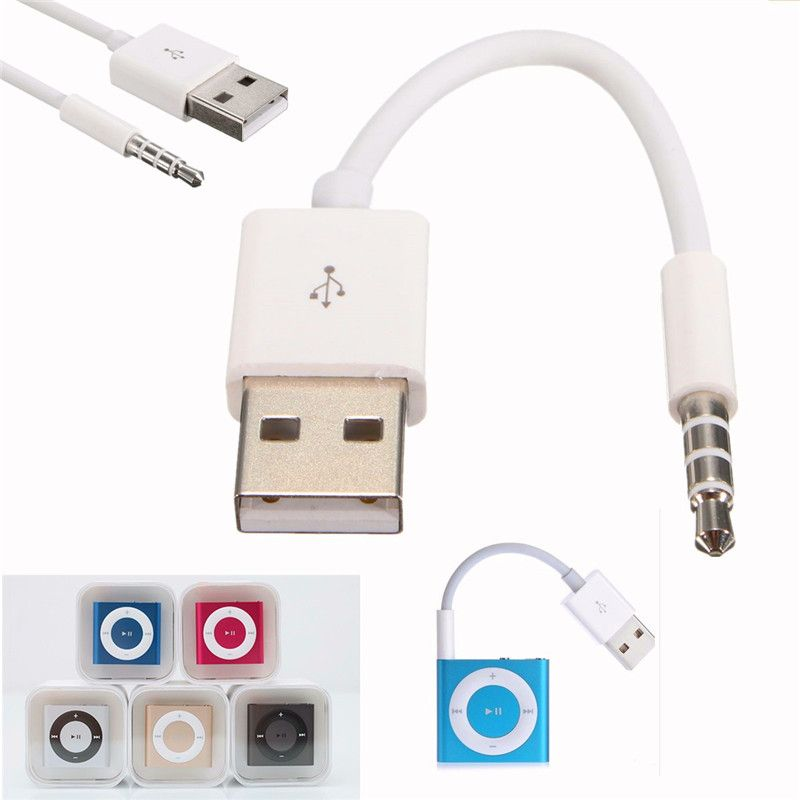 Click to Buy << USB Data Sync Charger date charger Cable for iPod ...