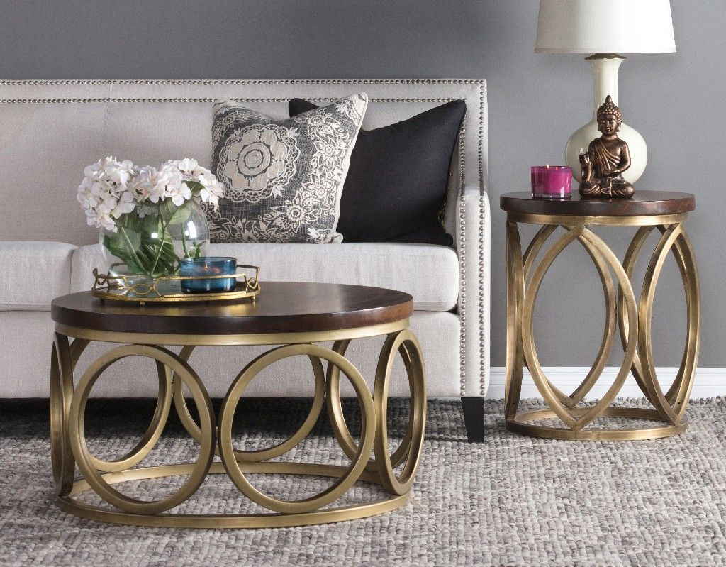 Gemma 32 Round Coffee Table Kosas Home 59951275 In 2020 Coffee Table Round Wood Coffee Table Round Coffee Table Modern [ 799 x 1024 Pixel ]