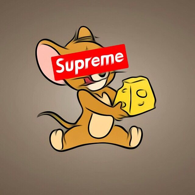Supreme art by Tristan Mcclendon on Supreme Supreme