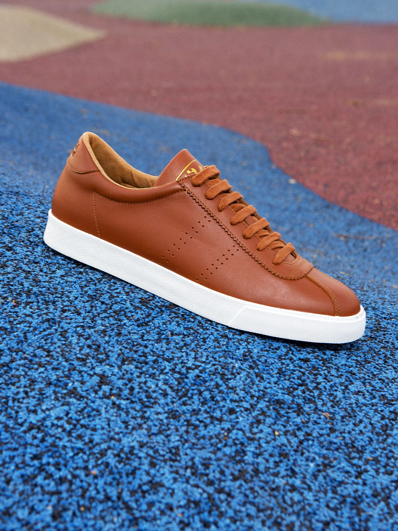 0252845a46 The latest addition to the Superga Sport family is inspired by our athletic  history, and a sporty tennis aesthetic. This time made in a soft cow  leather ...
