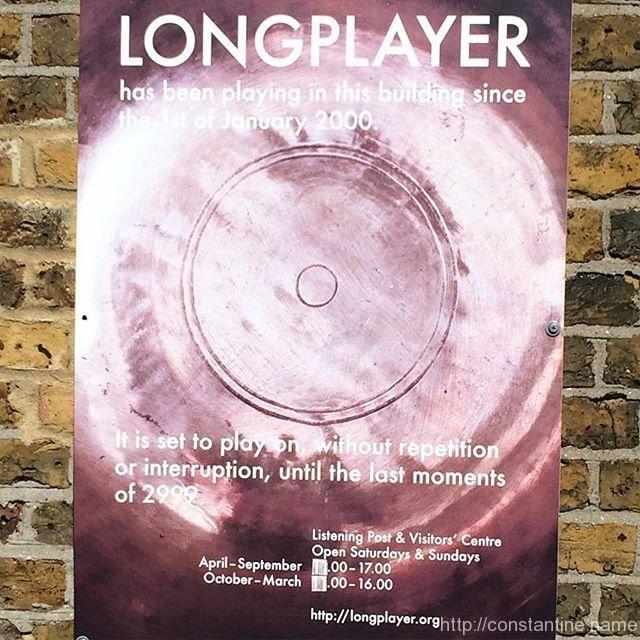 Longplayer