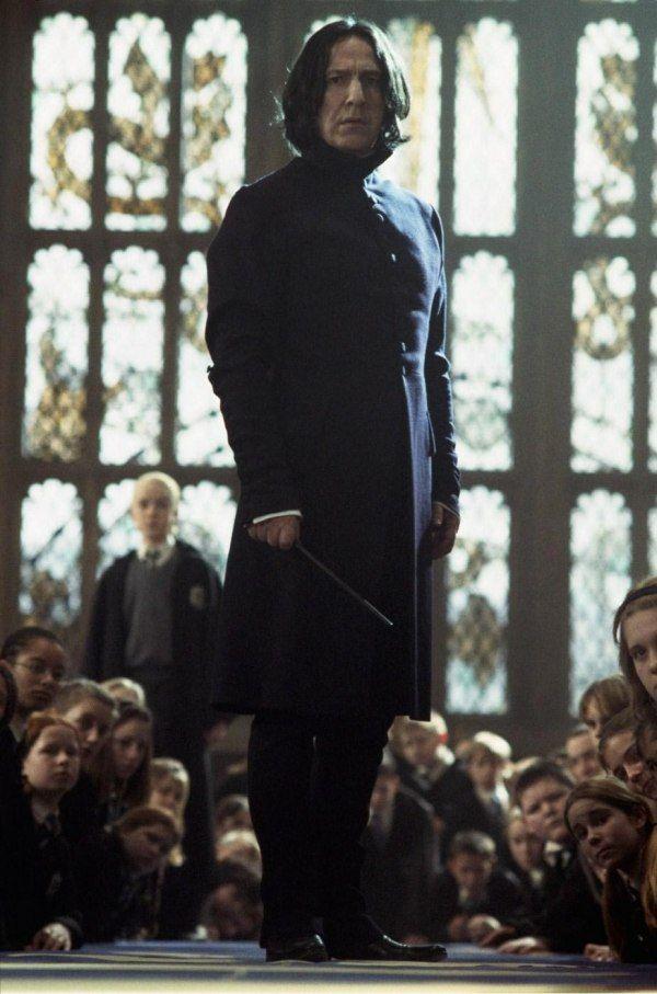 Harry potter wiki snape