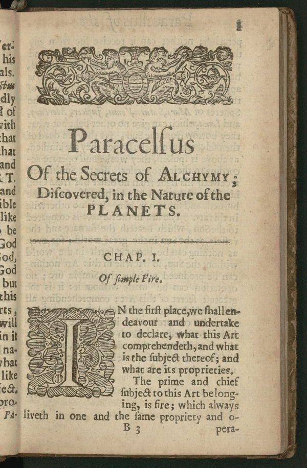 From The Rare Book And Special Collections Division Rare Books Sacred Geometry Alchemy Books