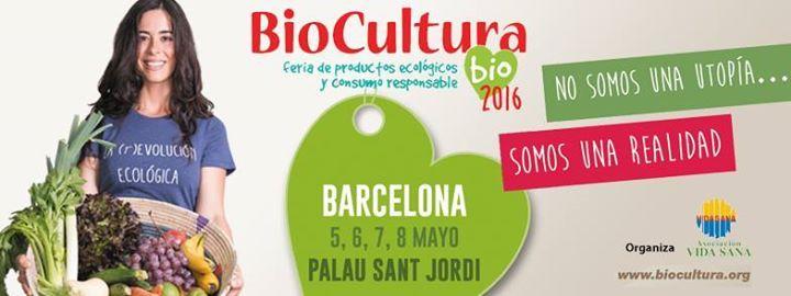 Las mejores alternativas para llevar una vida más saludable BioCultura Barcelona  La vigesimotercera muestra de BioCultura Barcelona, la feria ecológica más importante de España...