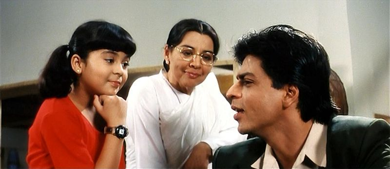 Pin by Pandora Quishpe on shahruk Khan | Movies, Bollywood ...Shahrukh Khan Daughter In Kuch Kuch Hota Hai