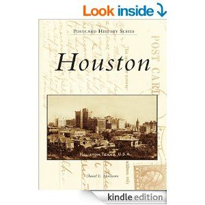 HOUSTON Postcard History Series