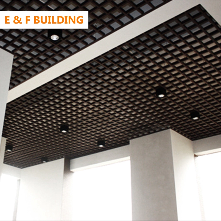 Good Price Metal Suspended Ceiling System Open Decorative Aluminum Grid Ceiling For Restaurant Buy Gri Suspended Ceiling Systems Ceiling Decor Ceiling System