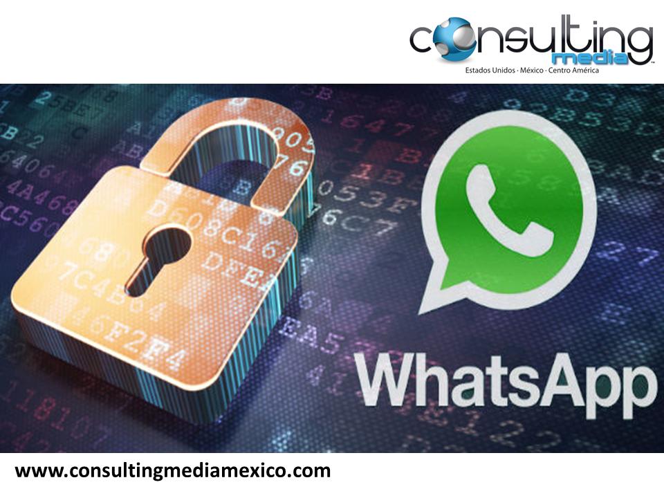 ¿Por qué salió un candando en tus conversaciones de whatsapp? SPEAKER MIGUEL BAIGTS. Whatsapp anuncia que sus mensajes estarán encriptados, es decir, tendrán un cifrado de extremo a extremo que asegura que solo tú y el receptor puedan leer lo que es enviado, y que nadie en el medio; ni siquiera WhatsApp lo puedan hacer. Ahora cada mensaje que envías tendrá su propio candado y código. #miguelbaigts