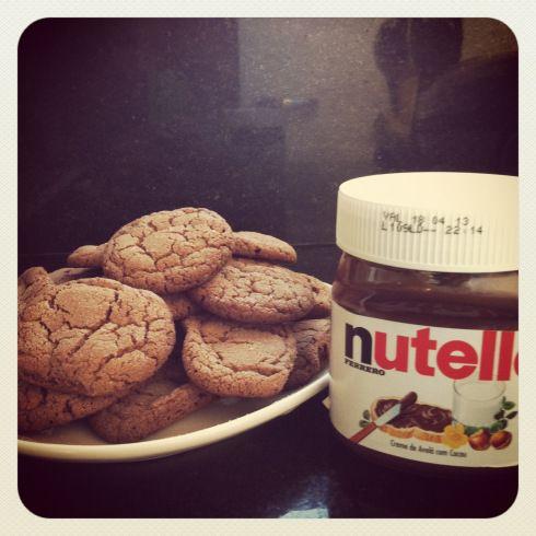 receita-cookie-nutella-doce-delicioso