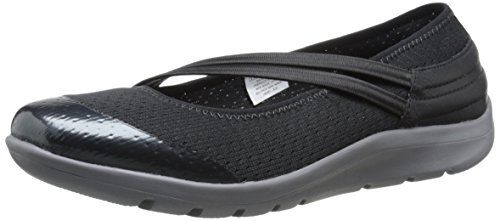 Rockport Womens Truwalk Zero Moreza Mesh Mary Jane Flat Black Washable 65 W US -- See this great product. Note:It is Affiliate Link to Amazon.