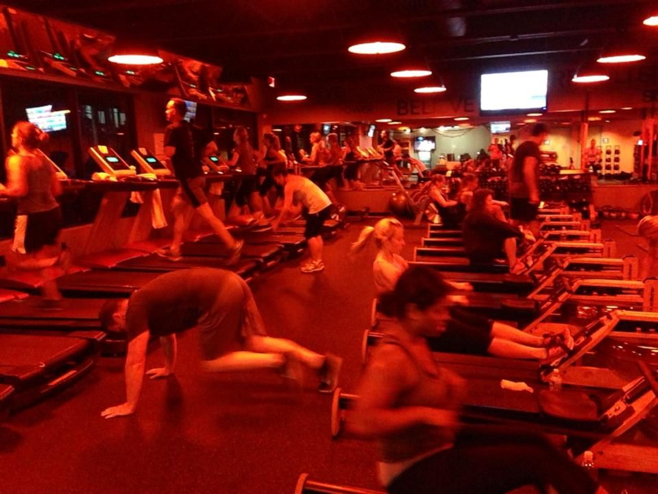 Orange Theory A Survival Guide For The Newbie Orange Theory
