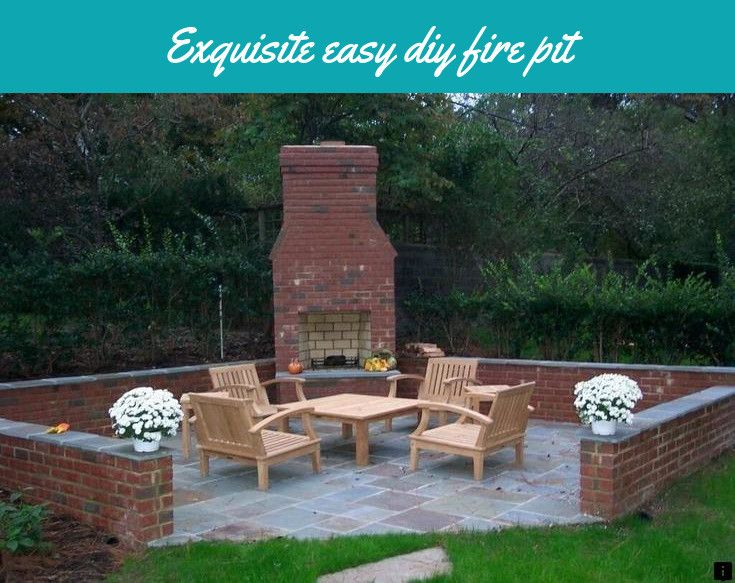 Learn more about easy diy fire pit Click the link to read more