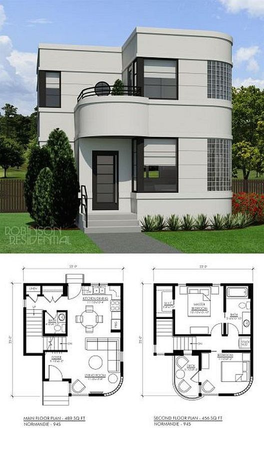 One Storey Villa With Pool Fontana Price With Small House Design Australia And Modern House Designs With I Modern House Plans House Layouts Modern House Design