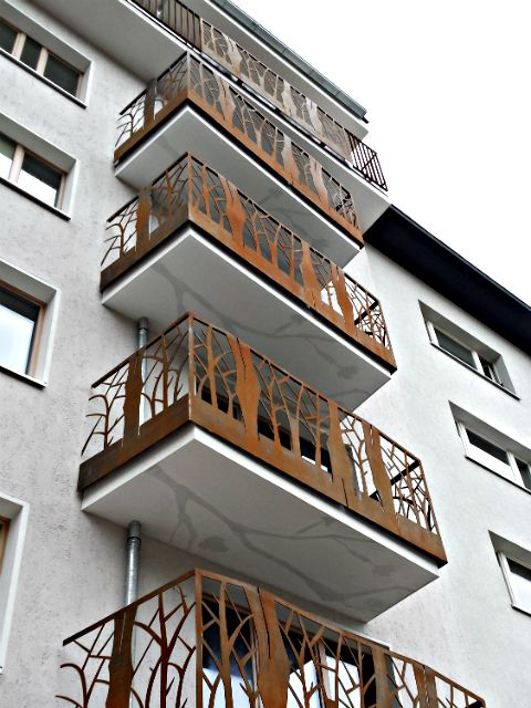 Balkon Bal 1000 Konstruktion Balkon Treppe Und Brustung