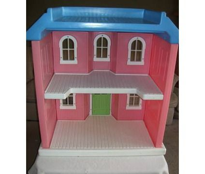Inside Of The Little Tikes House Little Tikes House My