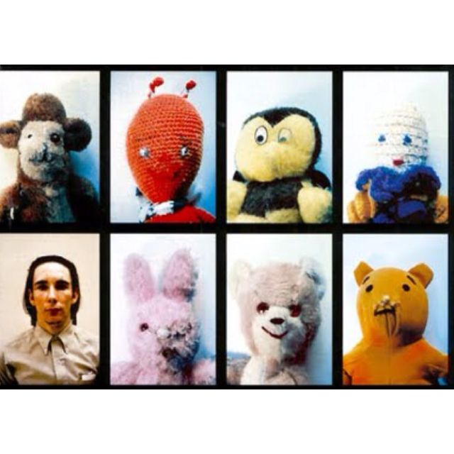 Mike Kelley- not kitsch but something extraordinary