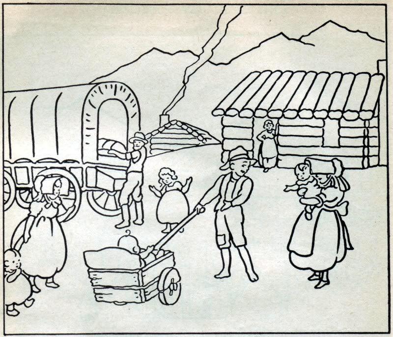 Keepapitchinin, the Mormon History blog » Mormon History Coloring ...