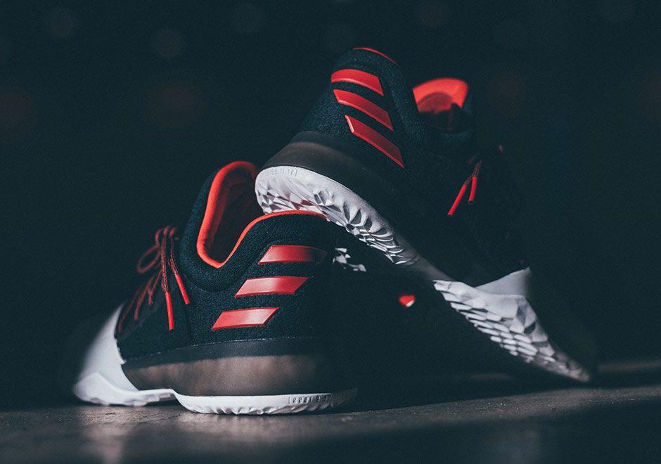 adidas Basketball Unveils the Harden Vol. 1 - SneakerNews.com