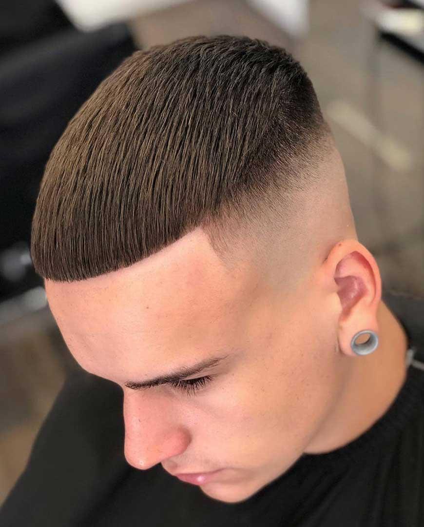 38++ Mens crop top haircut ideas