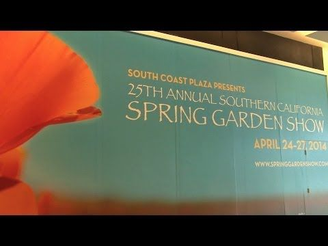 Video: Scenes from the Southern California Spring Garden Show 2014 | A Gardener's Notebook http://buff.ly/1lWX40o #garden #event #video