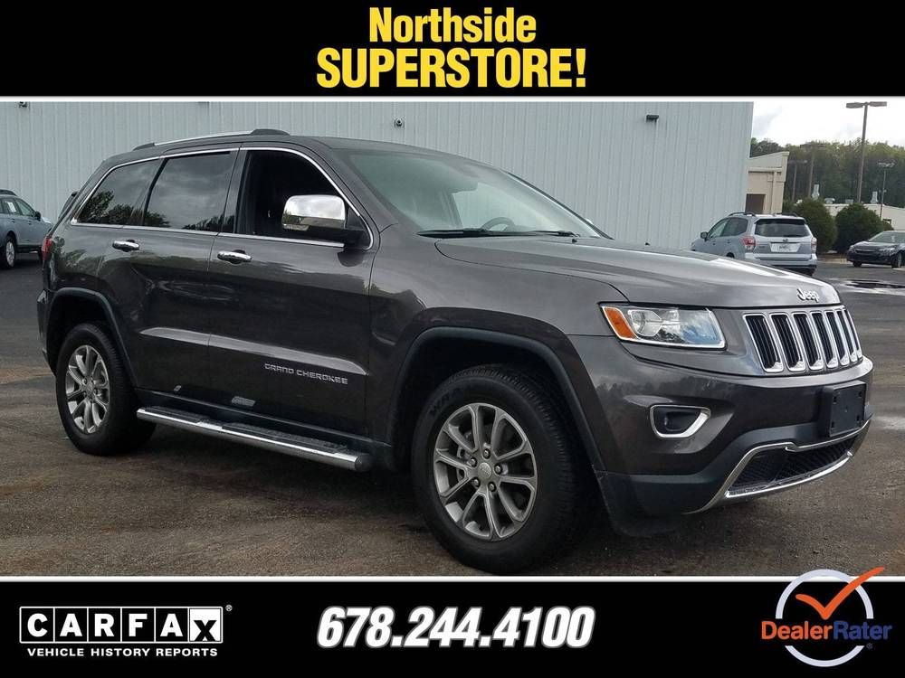 Ebay Grand Cherokee Limited 4x4 2014 Jeep Grand Cherokee Jeep