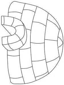 inuit igloo countries coloring pages