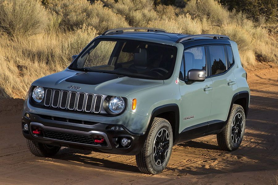 2015 Jeep Renegade Photo Gallery (55 Photos) Jeep