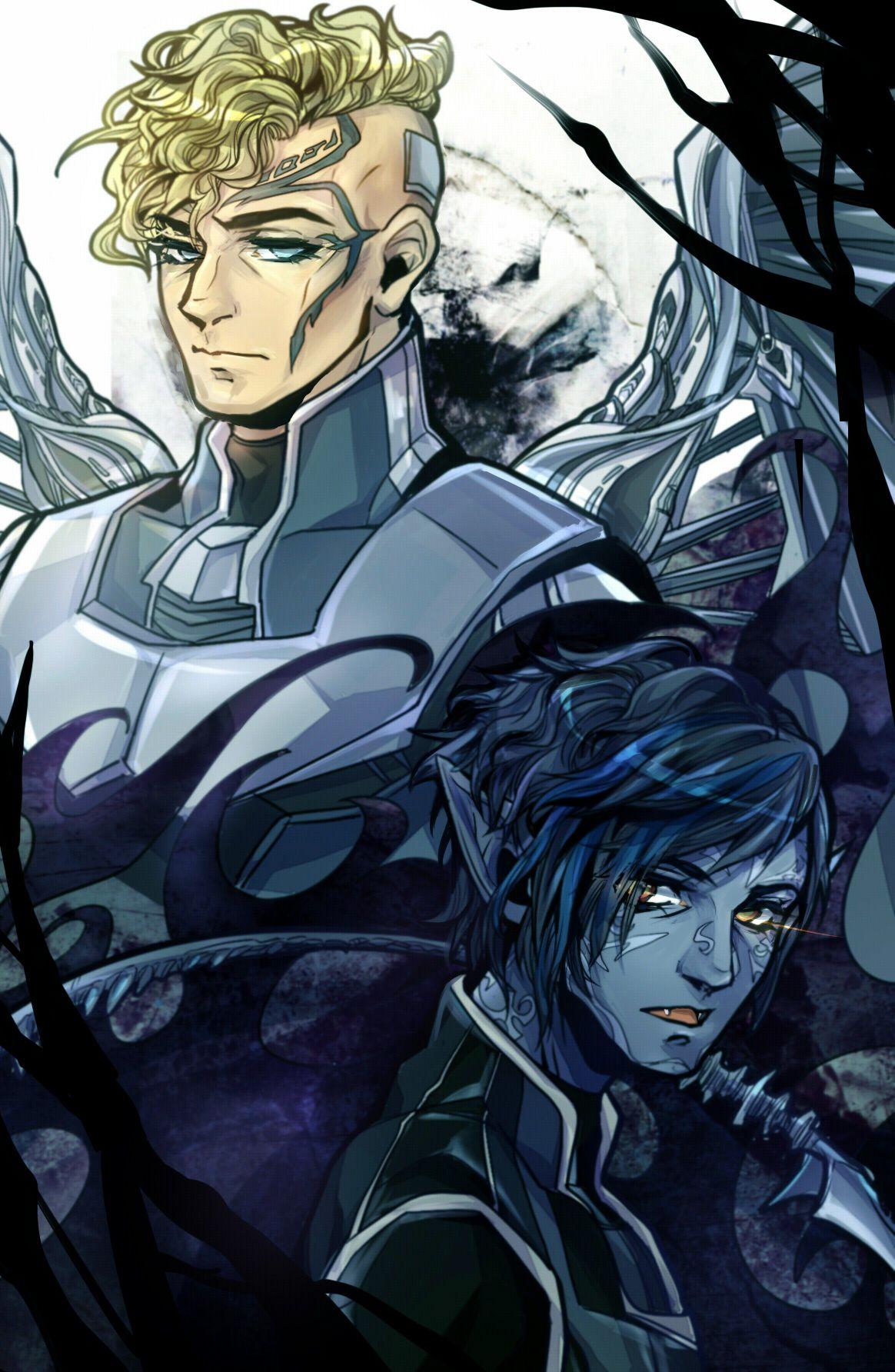 I Love Dc Comics : I love this ship so much done by karack tumblr