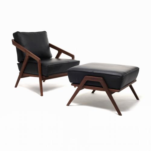 Katakana Ottoman Dare Studio Low Chair Chair