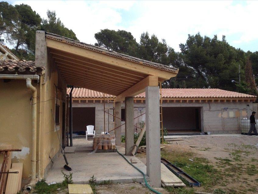 Porche de casa de campo buscar con google granja - Casas con porche ...