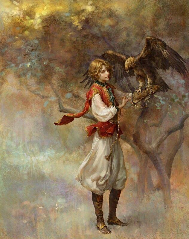Fantasy concept Art by Su Altair