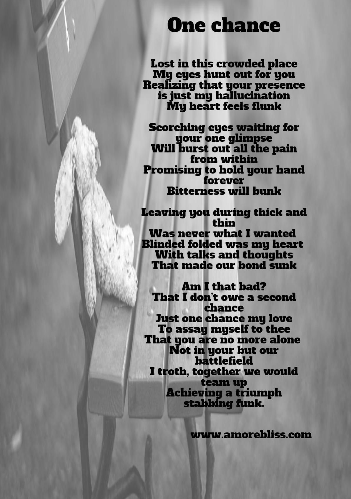 Pin On Break Up Poem
