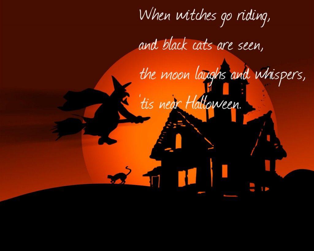 halloween sayings for him