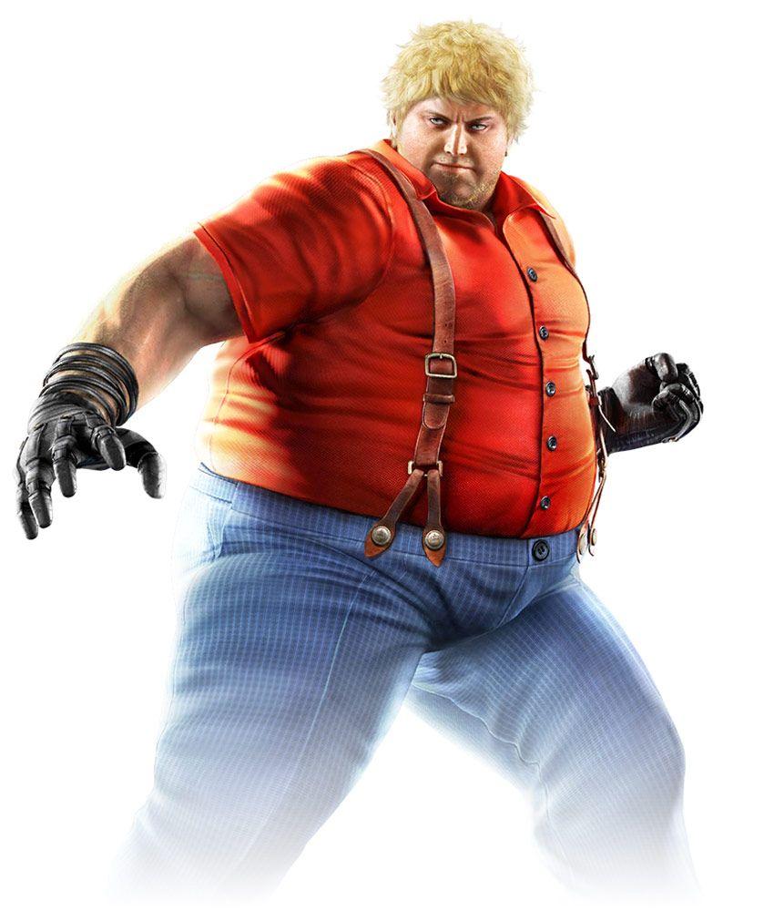 Robert Richards From Tekken Mobile Fave Videogames Robert Ri Chard Mobile Art Game Character Design