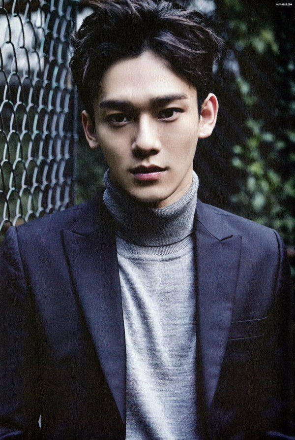 Image result for chen exo 2016