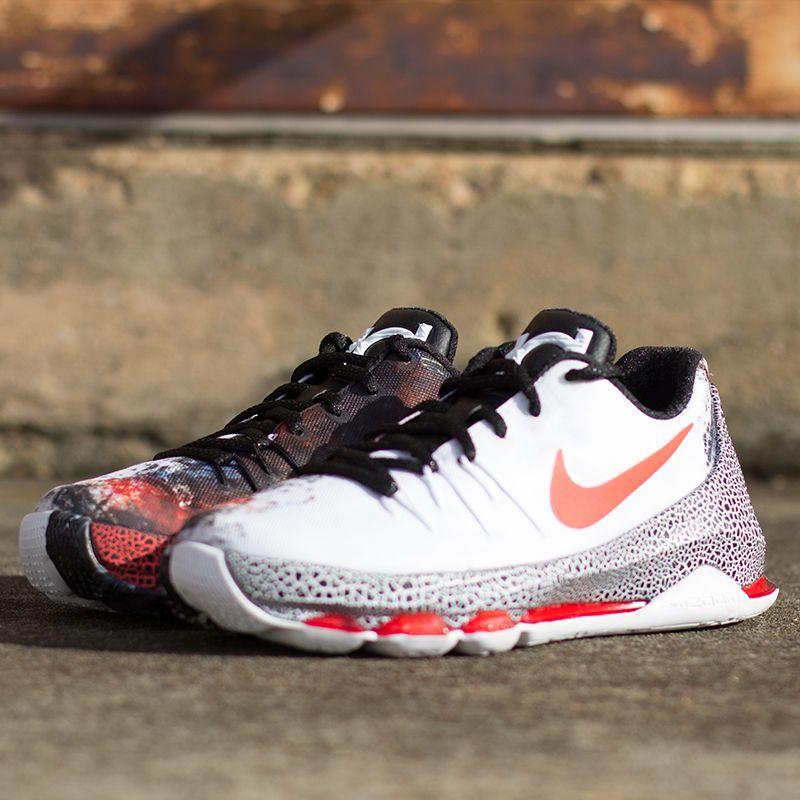 The Nike KD 8 \