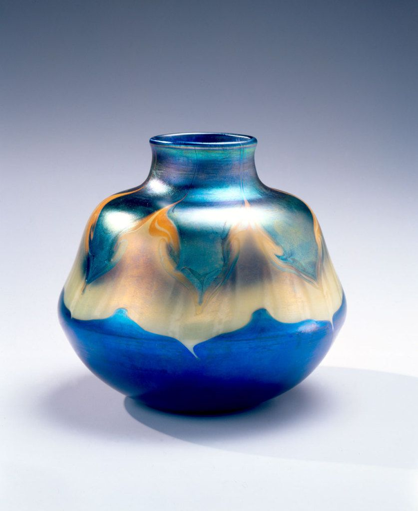 Louis Comfort Tiffany, Vase, 1901-1905, Courtesy of the Newark Museum