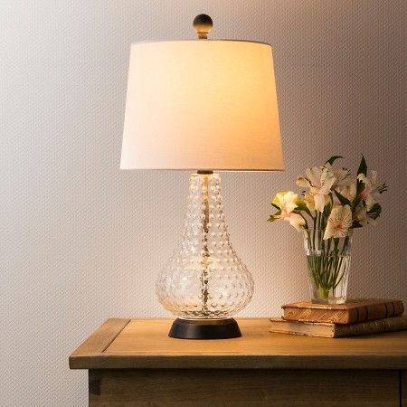 Canary Jane Table Lamp Clear Beekman 1802 Farmhouse Target Farmhouse Table Lamps Book
