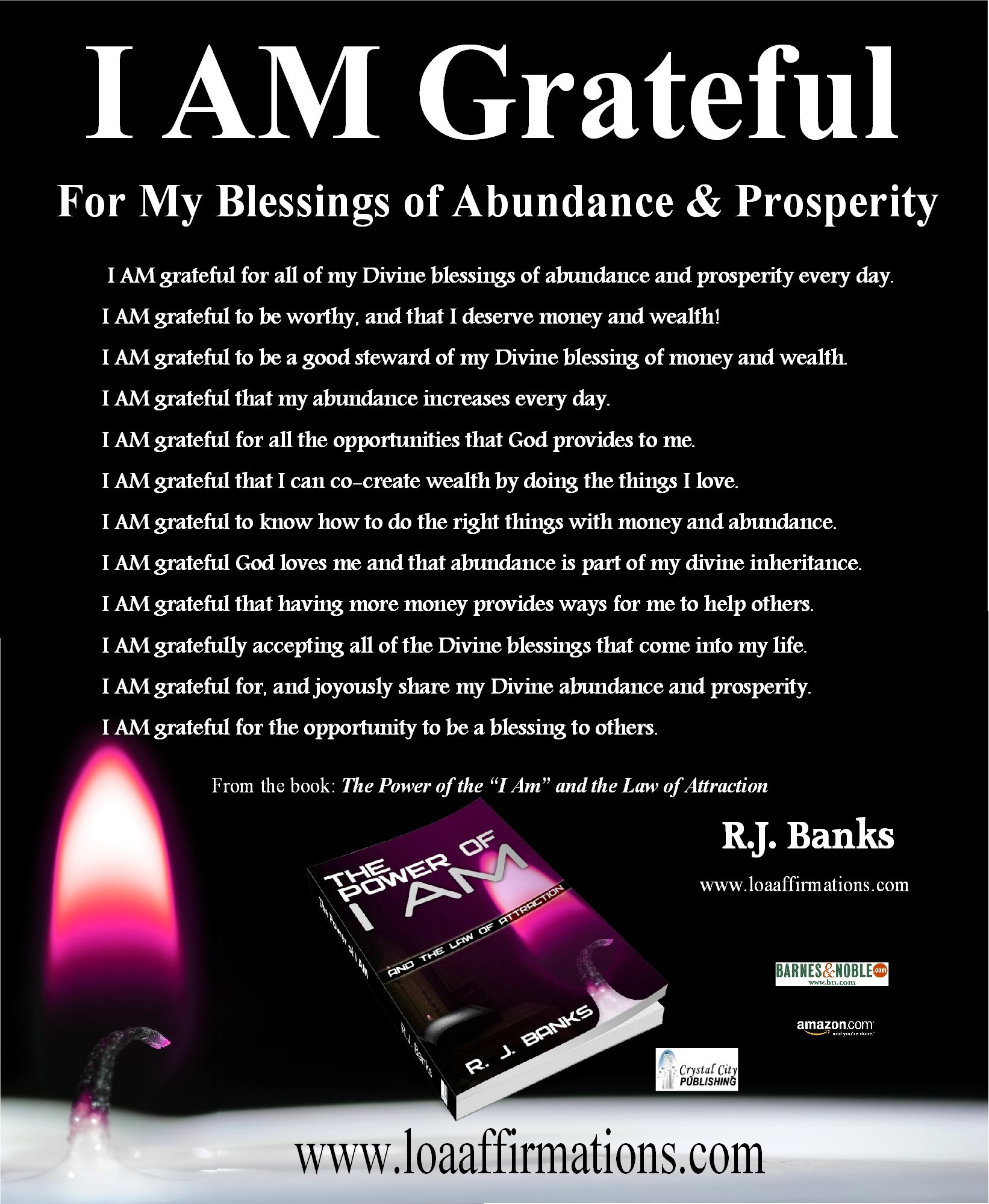 One Of The Quickest And Easiest Ways To Allow Abundance Into Your Life Is  By Deliberately