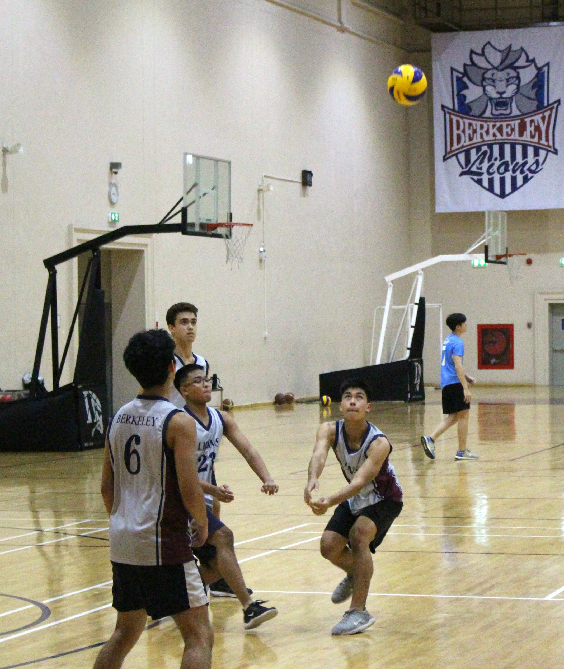 We Were Happy To Welcome Over Mahidol And Kis Yesterday For A Mini Round Robin Volleyball Tournament For Our Varsity Boys It Was A Super Way To Kick Off The Ai
