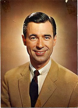 Mr Rogers Mister Rogers Neighborhood Mr Rogers Fred Rogers