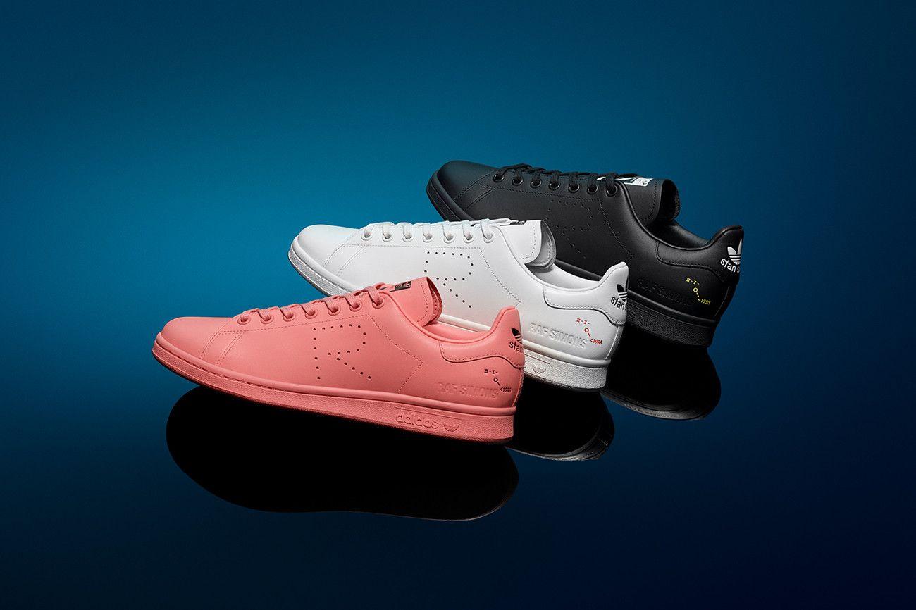 The adidas by Raf Simons FW18 Range