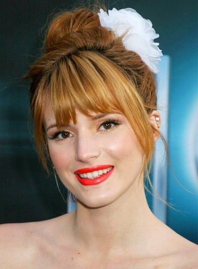 30 Charming and Dazzling Prom Updos for Women - Haircuts ...