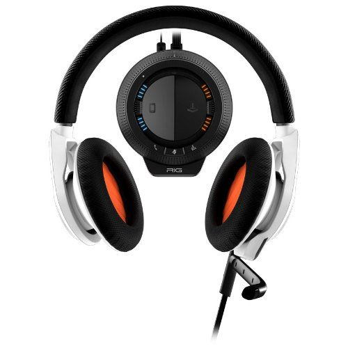 Plantronics Rig Stereo Gaming Headset With Mixer For Xbox 360 And Ps3 Gaming Headset