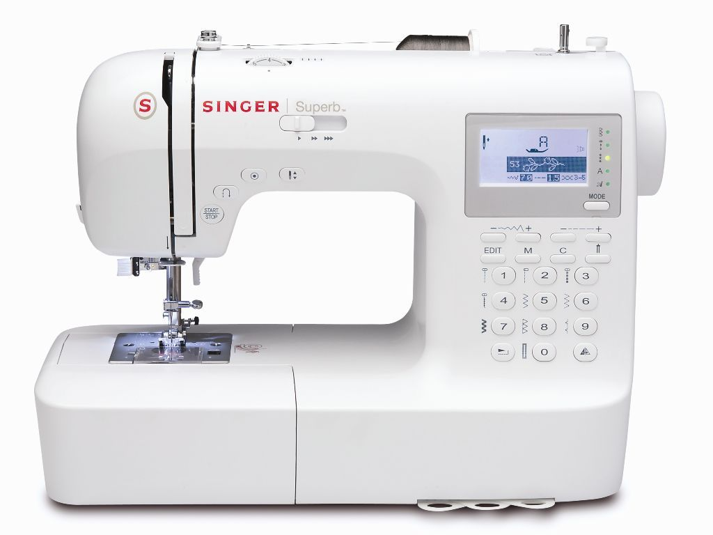 My new sewing machine 210 Built-In Stitches, Programmable ...