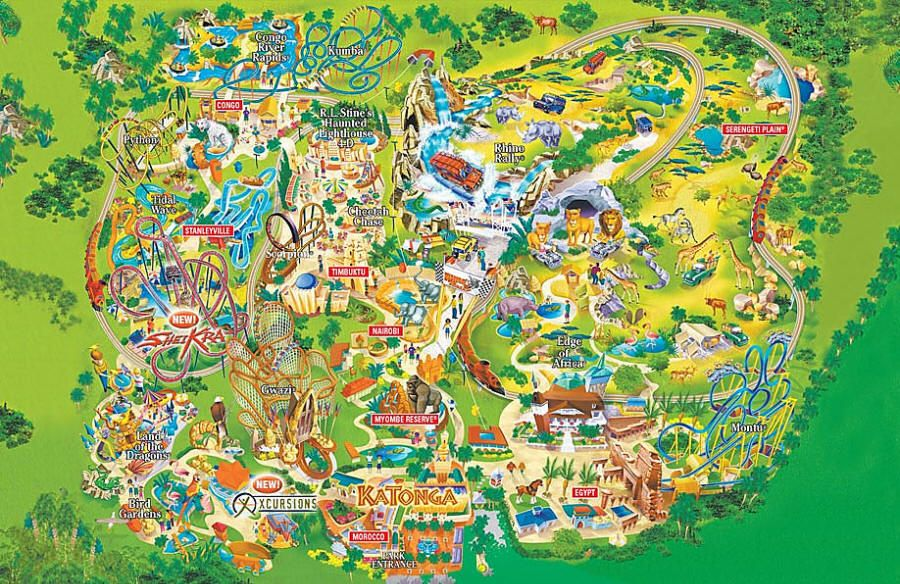 Busch Gardens, Virginia | places I have been and want to revisit ...
