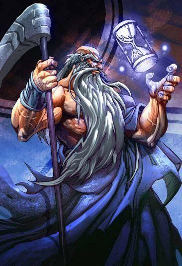 Ancient Greek God Zeus Father Cronus Greek Mythology Facts Tales