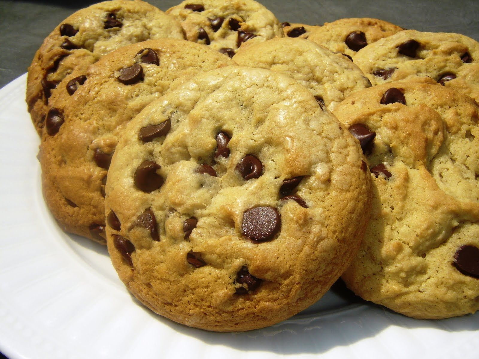 Soap Mom's Kitchen: My Best Ever Chocolate Chip Cookies