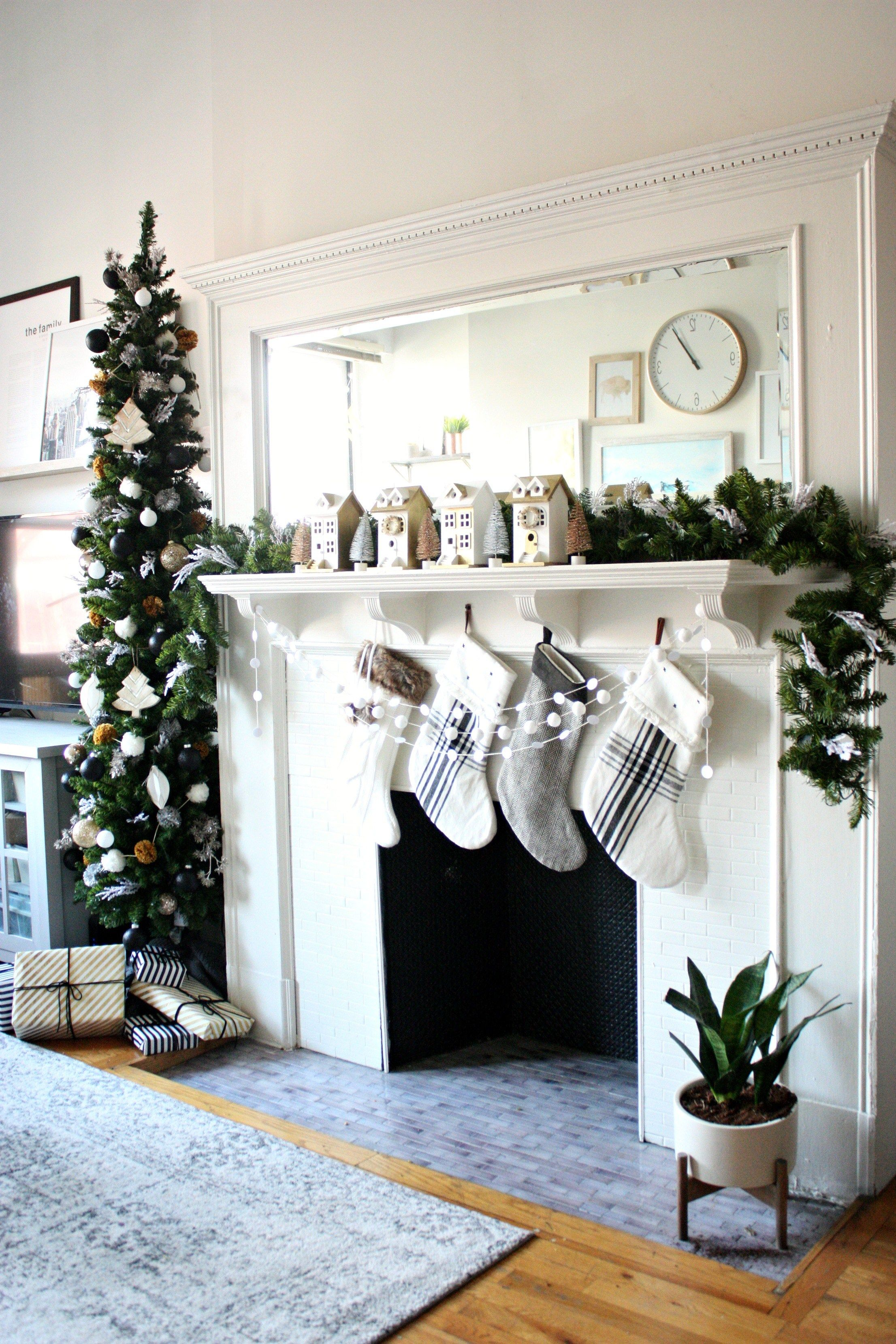 Holiday Decorating in the city with Treetopia! | The Pretty Life ...