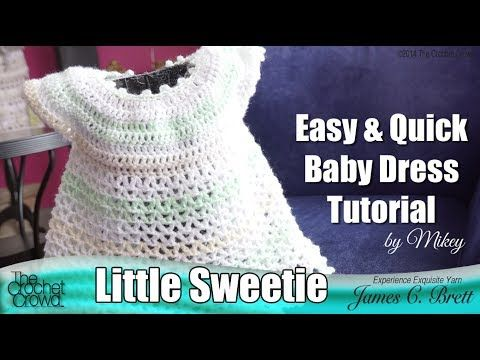 Baby's Little Sweetie Dress {Pattern includes 6, 12, 18 and 24